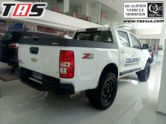 Chevrolet Colorado DECK COVER AEROKLAS CHEVROLET COLORADO SPEED TAS 4X4 19012019