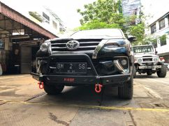 Fortuner 2015+ BUMPER DEPAN ROCKY STYLE ALL NEW FORTUNER 2015 1 67