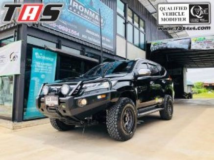 Pajero Sport All New BUMPER DEPAN IRONMAN ALL NEW PAJERO SPORT 2 bumper_depan_ironman_all_new_pajero_sport_tas4x4_2