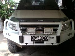Ford Ranger 2011+ DEFLECTA FORD T6
