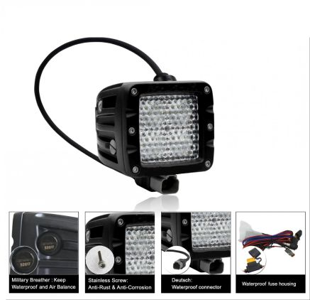 Aksesoris Offroad LAMPU LED WORK LIGHT TAS4X4 1 diffusion_led_work_light_detail_
