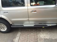 Ford Everest TANGGA SAMPING FORD EVEREST ABS FOREST