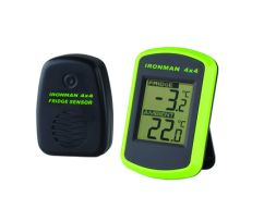 Aksesoris Offroad IRONMAN 4X4 WIRELESS FRIDGE THERMOMETER thermo and sensor rhs angle