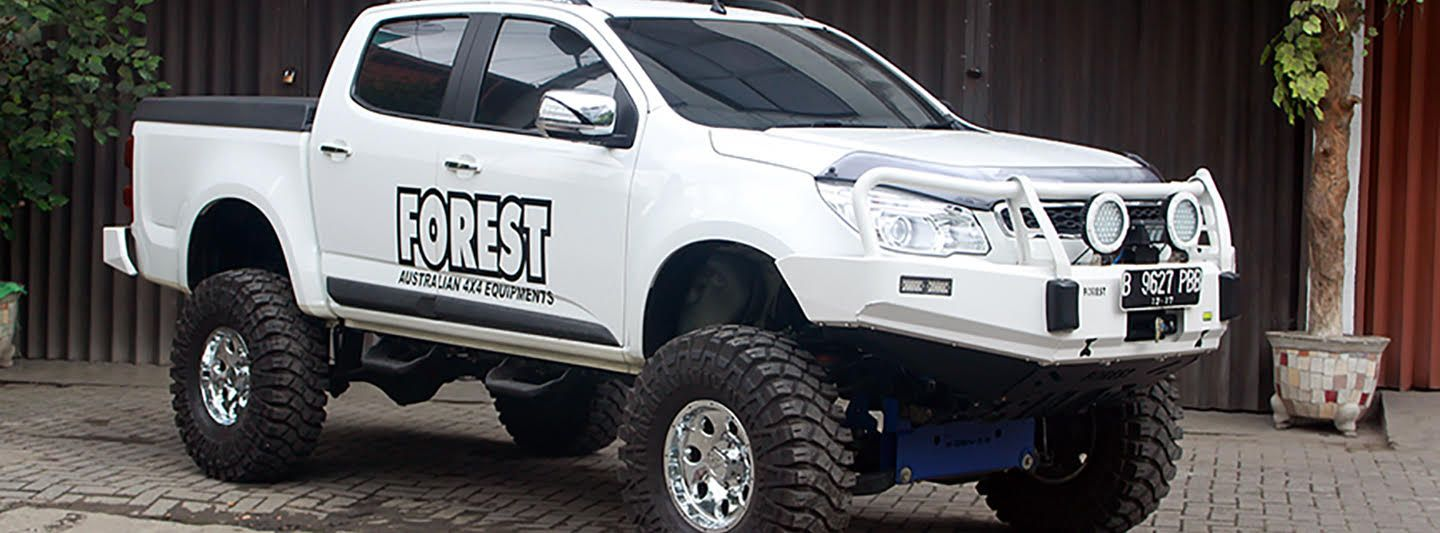 4 X 4 >> Tas Indonesia 4wd Equipment Center